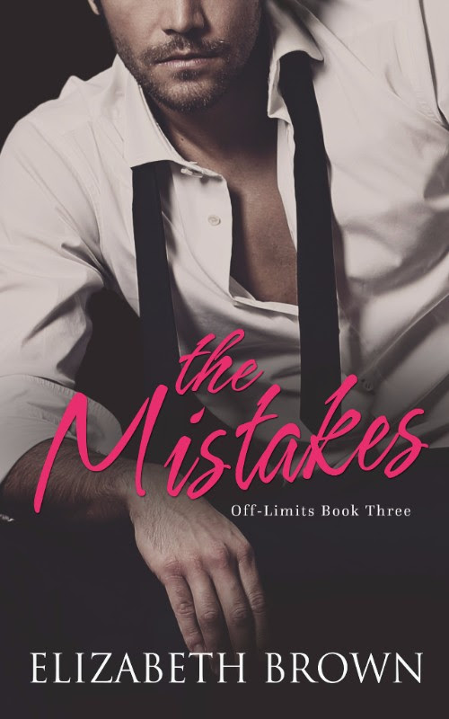 Cover Reveal for Elizabeth Brown's The Mistakes